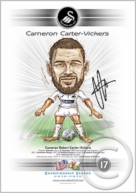 17 Cameron Carter-Vickers