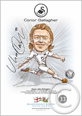 33 Conor Gallagher