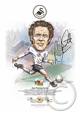 Alan Curtis - 'Legend'